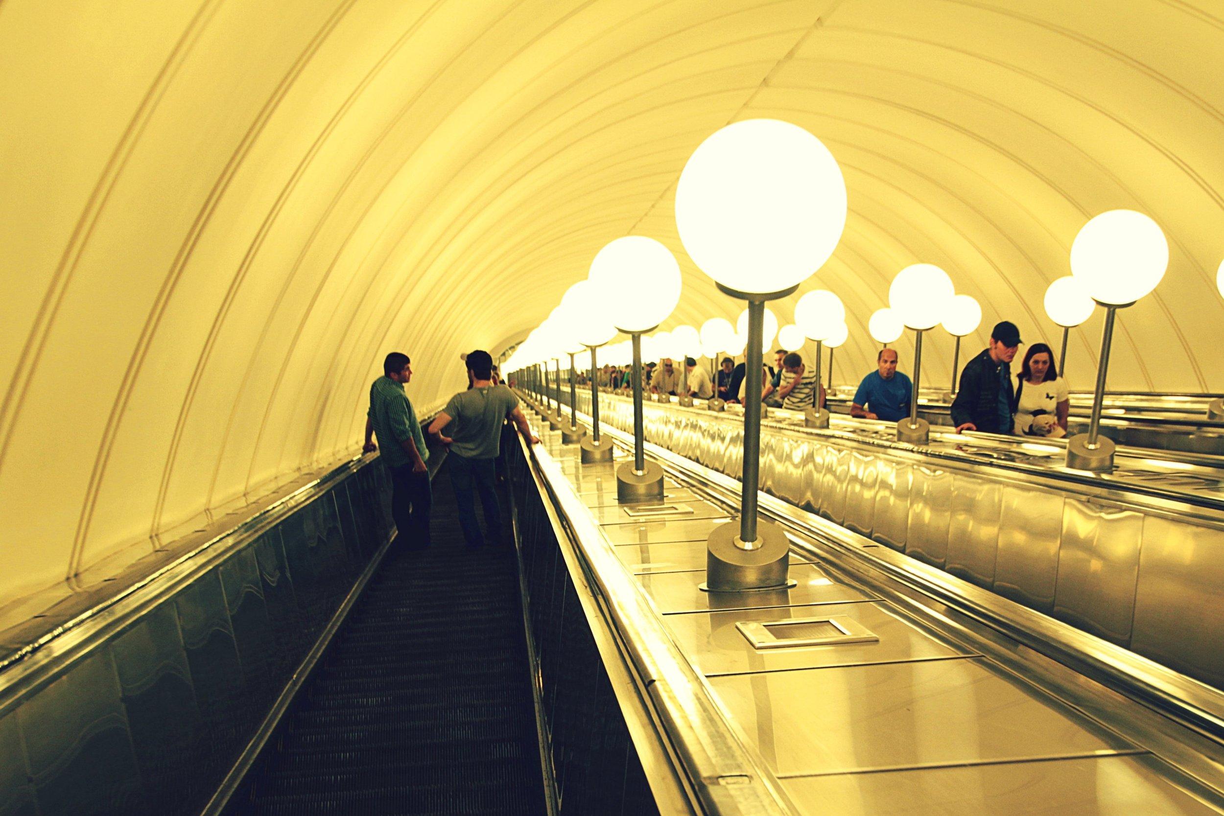 Пристали в метро онлайн 11 фотография